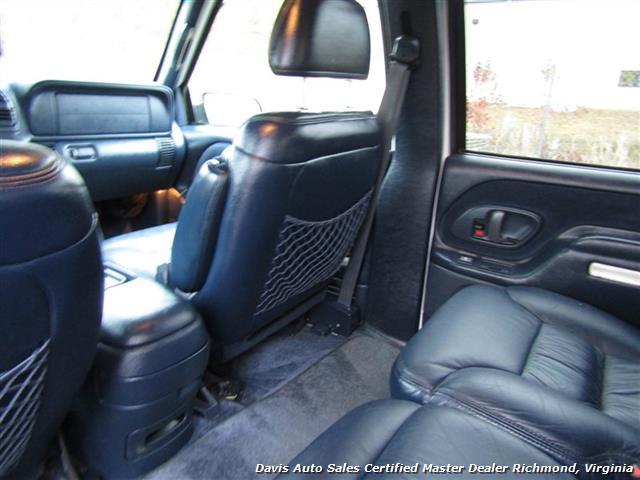 1999 Chevrolet Tahoe LT 4X4 Loaded - Photo 12 - Richmond, VA 23237