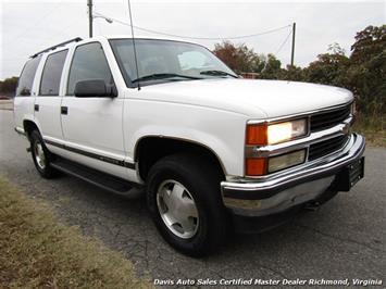 1999 Chevrolet Tahoe LT 4X4 Loaded - Photo 20 - Richmond, VA 23237