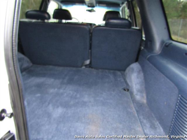 1999 Chevrolet Tahoe LT 4X4 Loaded - Photo 10 - Richmond, VA 23237