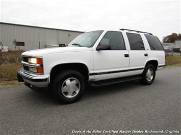 1999 Chevrolet Tahoe LT 4X4 Loaded SUV