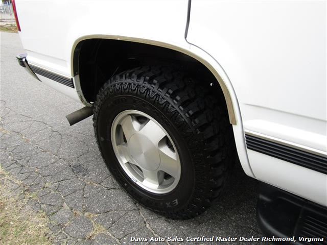 1999 Chevrolet Tahoe LT 4X4 Loaded - Photo 21 - Richmond, VA 23237
