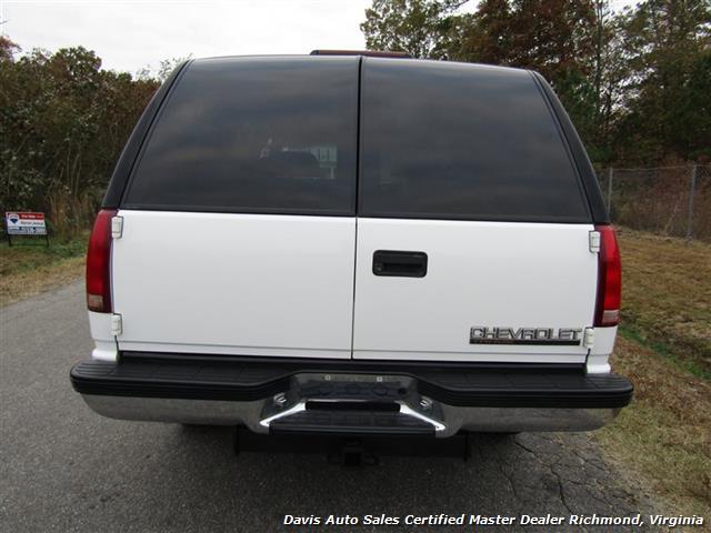1999 Chevrolet Tahoe LT 4X4 Loaded - Photo 27 - Richmond, VA 23237