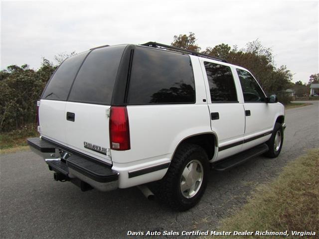 1999 Chevrolet Tahoe LT 4X4 Loaded - Photo 26 - Richmond, VA 23237