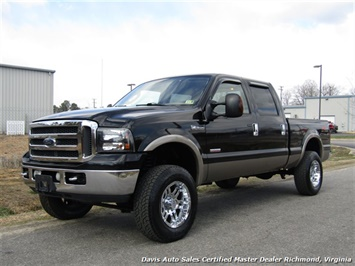 2006 Ford F-250 Super Duty Lariat Diesel Lifted 4X4 Crew Cab(SOLD) Truck