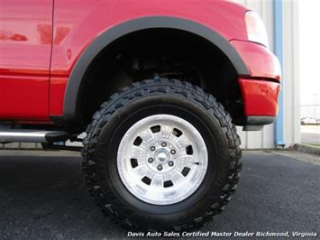 2004 Ford F-150 FX4 XLT Lifted 4X4 SuperCrew Short Bed - Photo 10 - Richmond, VA 23237