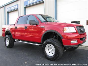 2004 Ford F-150 FX4 XLT Lifted 4X4 SuperCrew Short Bed - Photo 13 - Richmond, VA 23237