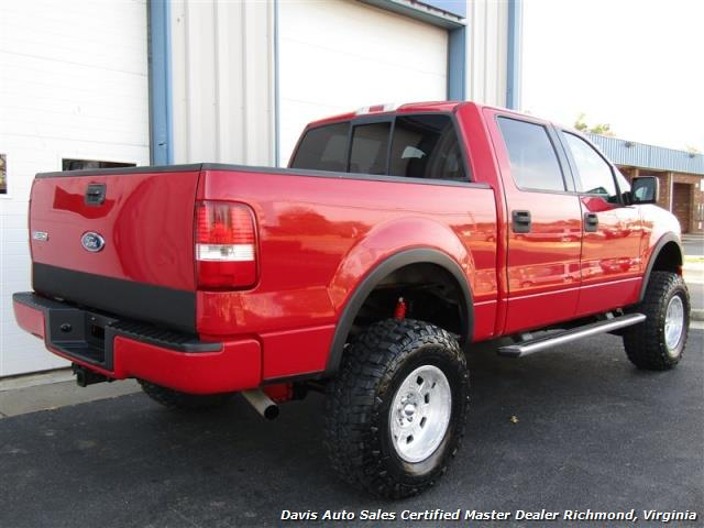 2004 Ford F-150 FX4 XLT Lifted 4X4 SuperCrew Short Bed - Photo 11 - Richmond, VA 23237