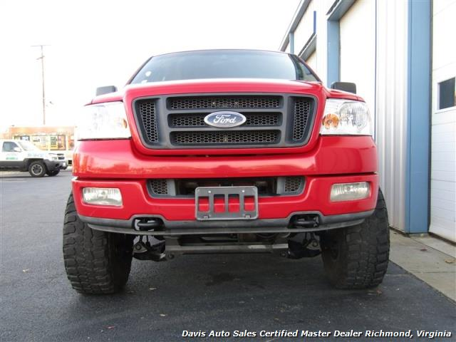 2004 Ford F-150 FX4 XLT Lifted 4X4 SuperCrew Short Bed - Photo 14 - Richmond, VA 23237