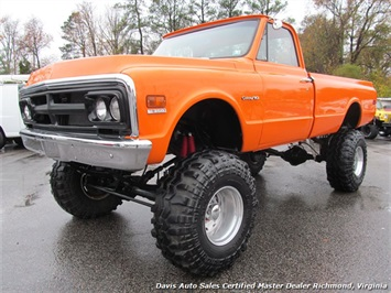 1968 GMC Custom/10 Chevrolet C-20 Pickup Truck
