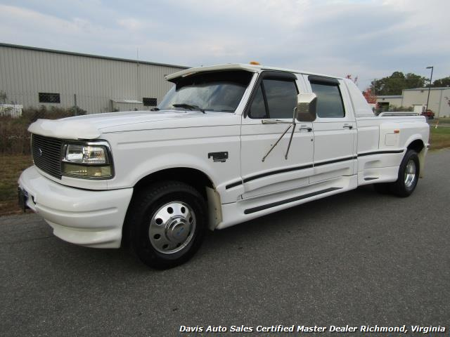 Ford F   Powerstroke Turbosel Dually Crew Cab Photo