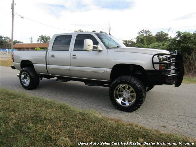 Davis Auto Sales >> Davis Auto Sales - Photos for 2007 Chevrolet Silverado 2500 HD LT Duramax Lifted LBZ 4X4 Crew ...