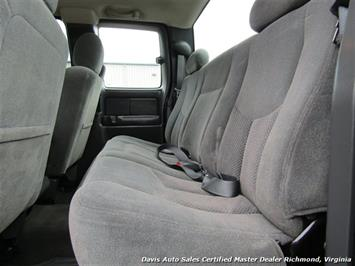 2003 Chevrolet Silverado 1500 Lifted 4X4 Extended Cab Short Bed Low Mileage - Photo 23 - Richmond, VA 23237