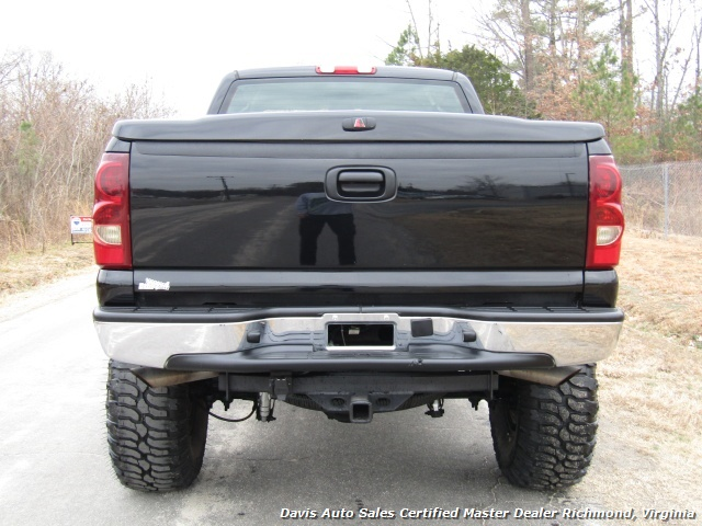 2003 Chevrolet Silverado 1500 Lifted 4X4 Extended Cab Short Bed Low Mileage - Photo 4 - Richmond, VA 23237