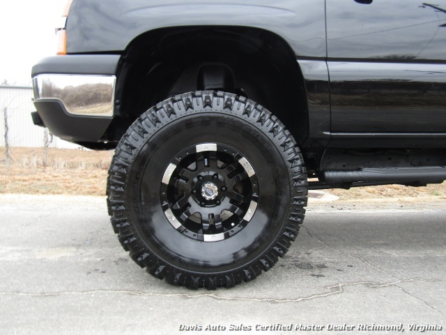 2003 Chevrolet Silverado 1500 Lifted 4X4 Extended Cab Short Bed Low Mileage - Photo 10 - Richmond, VA 23237