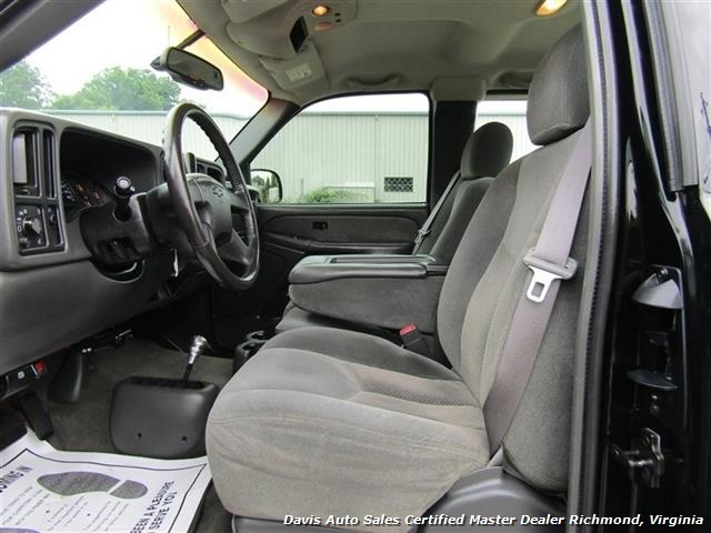 2003 Chevrolet Silverado 1500 Lifted 4X4 Extended Cab Short Bed Low Mileage - Photo 5 - Richmond, VA 23237