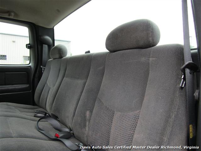 2003 Chevrolet Silverado 1500 Lifted 4X4 Extended Cab Short Bed Low Mileage - Photo 9 - Richmond, VA 23237
