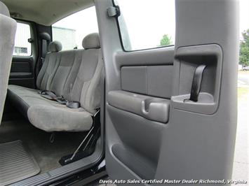 2003 Chevrolet Silverado 1500 Lifted 4X4 Extended Cab Short Bed Low Mileage - Photo 22 - Richmond, VA 23237
