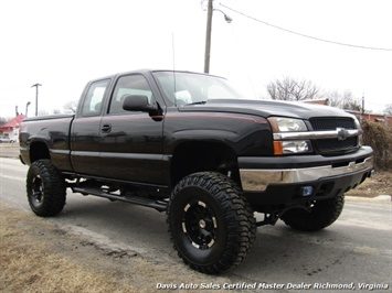 2003 Chevrolet Silverado 1500 Lifted 4X4 Extended Cab Short Bed Low Mileage - Photo 13 - Richmond, VA 23237