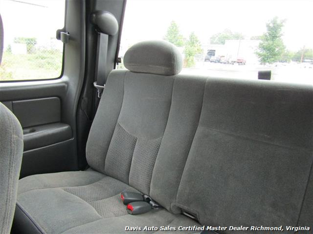 2003 Chevrolet Silverado 1500 Lifted 4X4 Extended Cab Short Bed Low Mileage - Photo 20 - Richmond, VA 23237