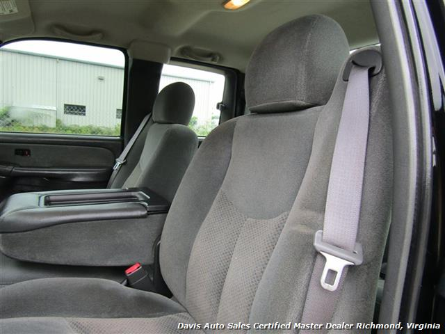 2003 Chevrolet Silverado 1500 Lifted 4X4 Extended Cab Short Bed Low Mileage - Photo 8 - Richmond, VA 23237