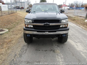 2003 Chevrolet Silverado 1500 Lifted 4X4 Extended Cab Short Bed Low Mileage - Photo 26 - Richmond, VA 23237