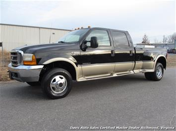 2001 Ford F-350 Super Duty Lariat 7.3 Crew Cab Long Bed DRW 4X4 Truck
