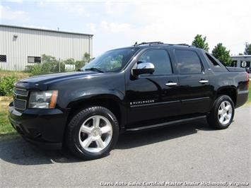 2008 Chevrolet Avalanche LTZ 4X4 Crew Cab Short Bed Fully Loaded Truck