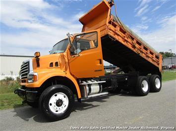 2008 Sterling L7500 LT 75 Cummins Turbo Diesel Tandem Axle Commercial Work Dump Truck - Photo 2 - Richmond, VA 23237