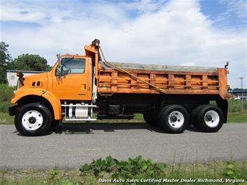 2008 Sterling L7500 LT 75 Cummins Turbo Diesel Tandem Axle Commercial Work Dump Truck - Photo 14 - Richmond, VA 23237