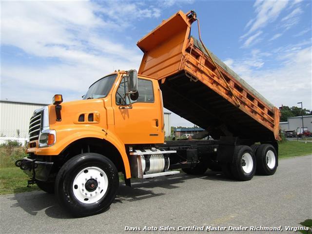 2008 Sterling L7500 LT 75 Cummins Turbo Diesel Tandem Axle Commercial Work Dump Truck - Photo 22 - Richmond, VA 23237