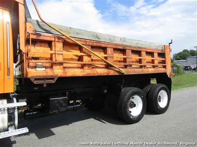 2008 Sterling L7500 LT 75 Cummins Turbo Diesel Tandem Axle Commercial Work Dump Truck - Photo 15 - Richmond, VA 23237