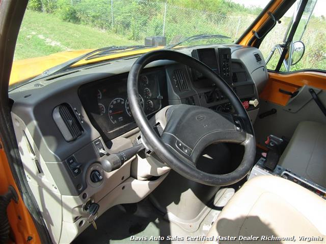 2008 Sterling L7500 LT 75 Cummins Turbo Diesel Tandem Axle Commercial Work Dump Truck - Photo 5 - Richmond, VA 23237