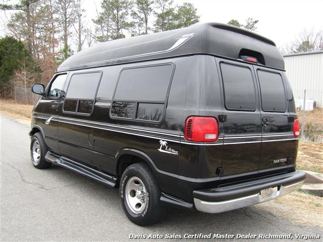 2000 Dodge Ram Van 1500 Full Size High Top Conversion By LA West