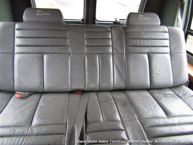 2000 Dodge Ram Van 1500 Full Size High Top Conversion By LA West - Photo 25 - Richmond, VA 23237