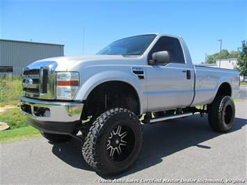 2008 Ford F-250 Super Duty Lifted XLT 4X4 Regular Cab Long Bed Truck