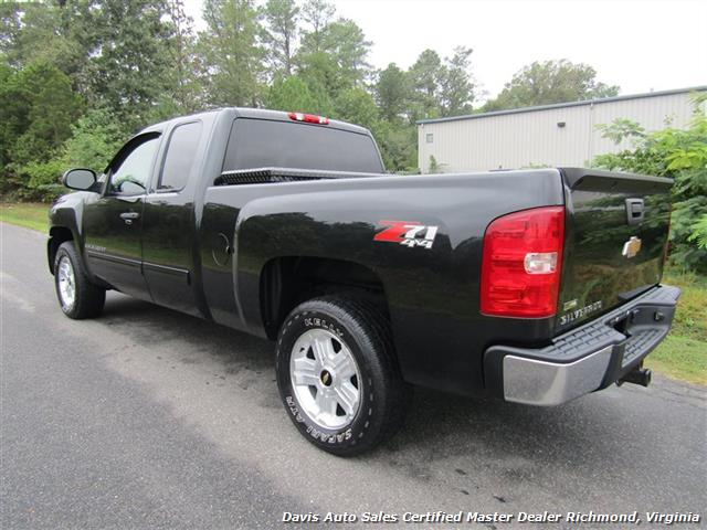 2009 chevrolet silverado 1500 lt z71 4x4 extended cab short bed. Black Bedroom Furniture Sets. Home Design Ideas