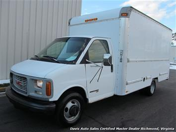 2000 GMC Savanna 3500 Express Box/Cuttaway Van DRW Van