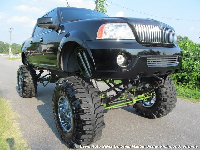 2001 Ford F-150 XLT Lifted Superchaged Lincoln Conversion (SOLD) - Photo 5 - Richmond, VA 23237