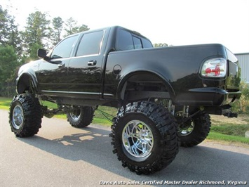 2001 Ford F-150 XLT Lifted Superchaged Lincoln Conversion (SOLD) - Photo 10 - Richmond, VA 23237