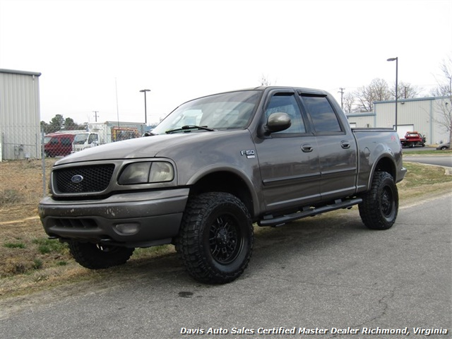 2003 Ford F-150 Lariat FX4 Lifted 4X4 Super Crew Cab (SOLD) - Photo 1 - Richmond, VA 23237