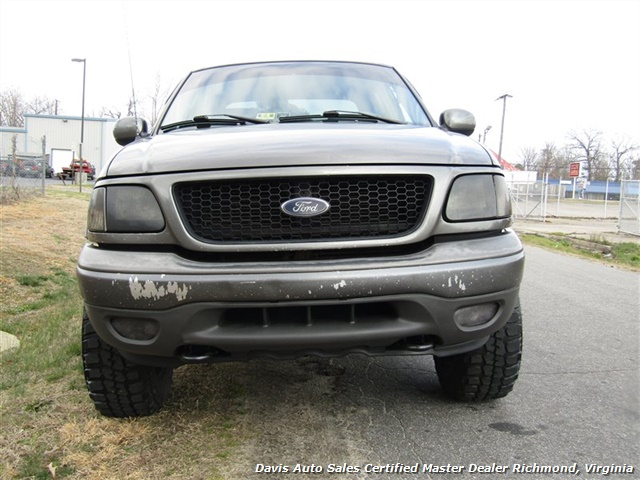 2003 Ford F-150 Lariat FX4 Lifted 4X4 Super Crew Cab (SOLD) - Photo 15 - Richmond, VA 23237