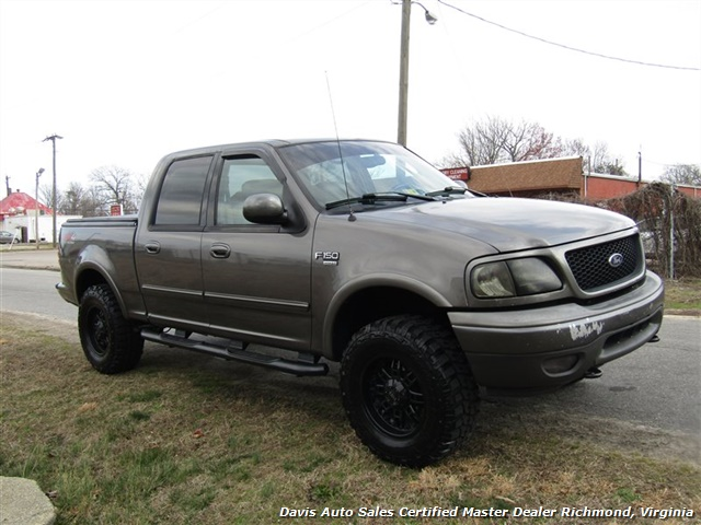 2003 Ford F-150 Lariat FX4 Lifted 4X4 Super Crew Cab (SOLD) - Photo 14 - Richmond, VA 23237