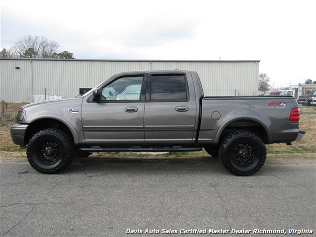 2003 Ford F-150 Lariat FX4 Lifted 4X4 Super Crew Cab (SOLD) - Photo 2 - Richmond, VA 23237
