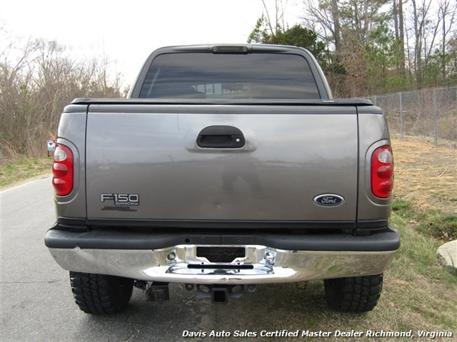2003 Ford F-150 Lariat FX4 Lifted 4X4 Super Crew Cab (SOLD) - Photo 4 - Richmond, VA 23237