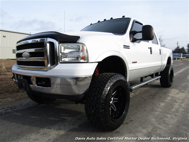2006 Ford F-250 Super Duty Lariat Diesel Lifted Bulletproof 4X4 - Photo 21 - Richmond, VA 23237