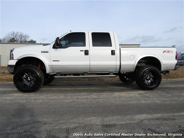 2006 Ford F-250 Super Duty Lariat Diesel Lifted Bulletproof 4X4 - Photo 41 - Richmond, VA 23237
