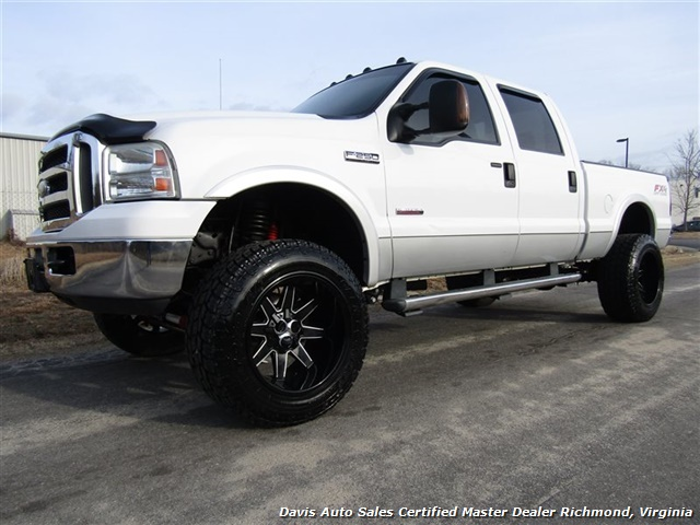2006 Ford F-250 Super Duty Lariat Diesel Lifted Bulletproof 4X4 - Photo 40 - Richmond, VA 23237