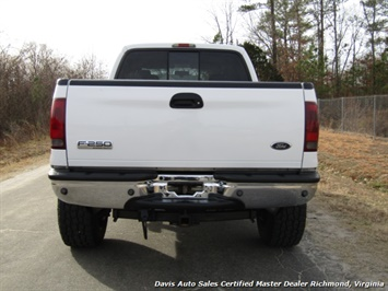 2006 Ford F-250 Super Duty Lariat Diesel Lifted Bulletproof 4X4 - Photo 4 - Richmond, VA 23237