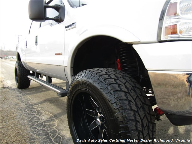 2006 Ford F-250 Super Duty Lariat Diesel Lifted Bulletproof 4X4 - Photo 35 - Richmond, VA 23237