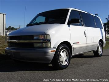 1998 Chevrolet Astro LS Package Passenger Family AWD 4X4 Van